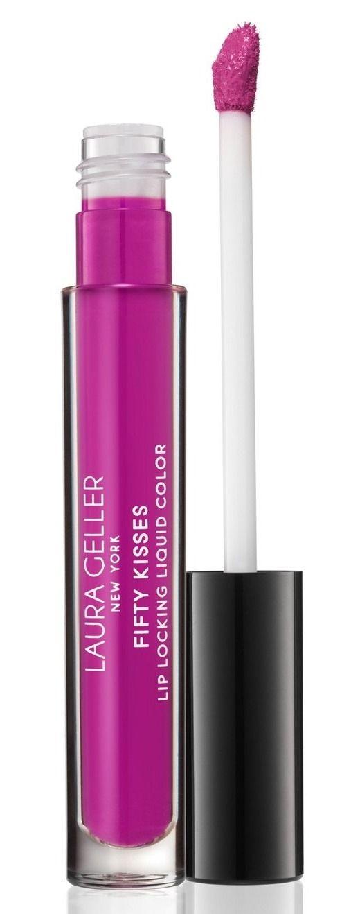 Laura Geller Beauty Fifty Kisses Lip Locking Liquid Color Laura