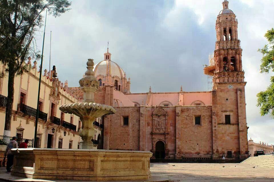 Catedral de Zacatecas.  ◇★◇Tfb