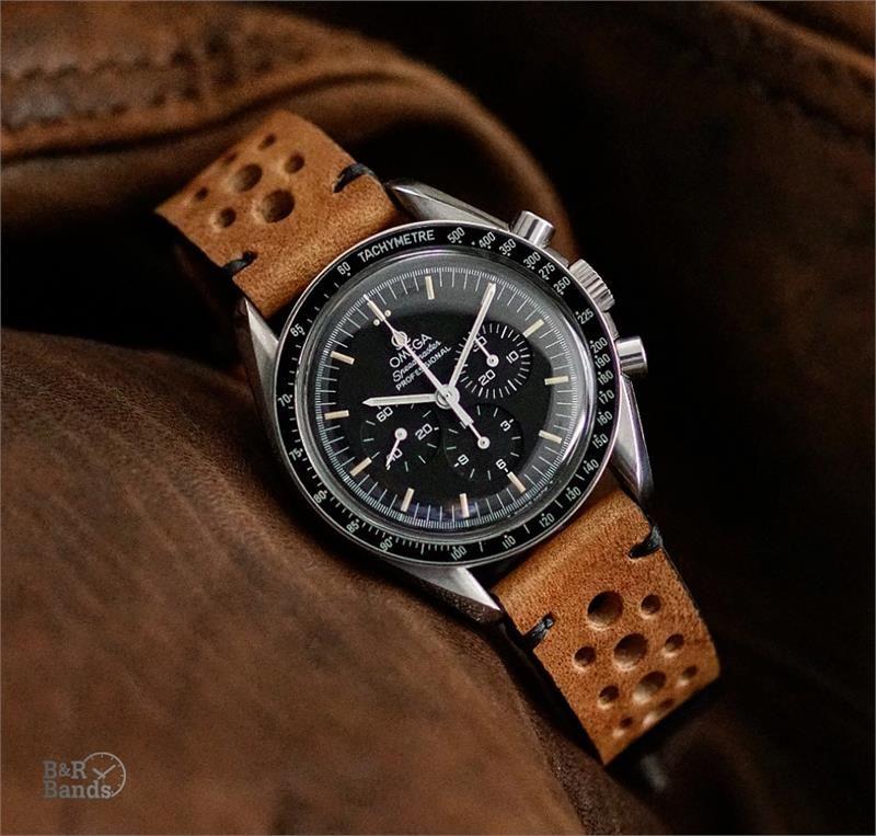 20mm Clic Vintage Racing Watch Strap