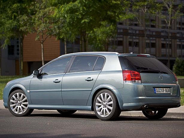 Opel Signum 2006 2008 Automobile Opel Allemagne