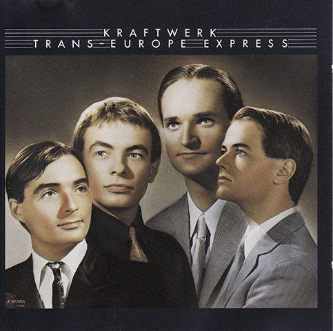 Kraftwerk albums: Kraftwerk albums