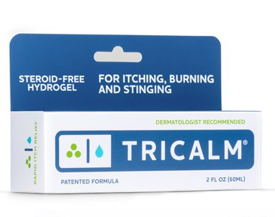 Tricalm Is A New Steroid Free Gel That Relieves Itch Burn