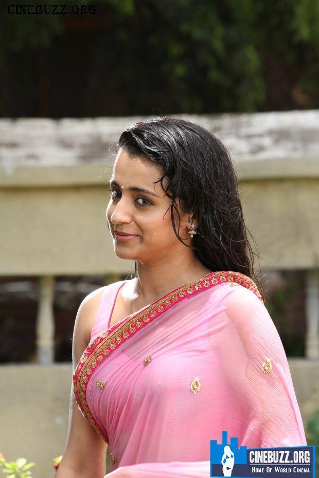 Trisha Krishnan Naked Office