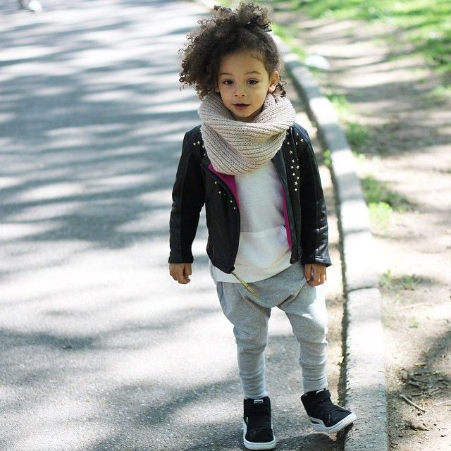 Toddler #streetstyle tap for outfit details.  blog: ScoutTheCity.com  snapchat: ScoutTheCity  #scoutstyle #londonscout #scoutthecity
