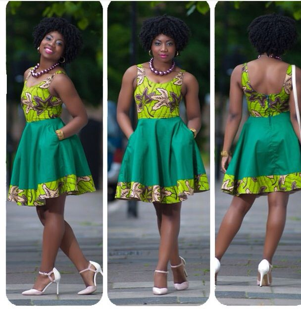 Pin By Jacqueline Morris On African Woman Fashion Short African Dresses African Design Dresses African Fashion Dresses