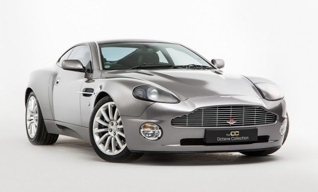 2003 Aston Martin Vanquish For Sale At The Octane Collection For Gbp 78995 Astonmartin Vanquish Superc Aston Martin Vanquish Aston Martin Aston Martin Db7