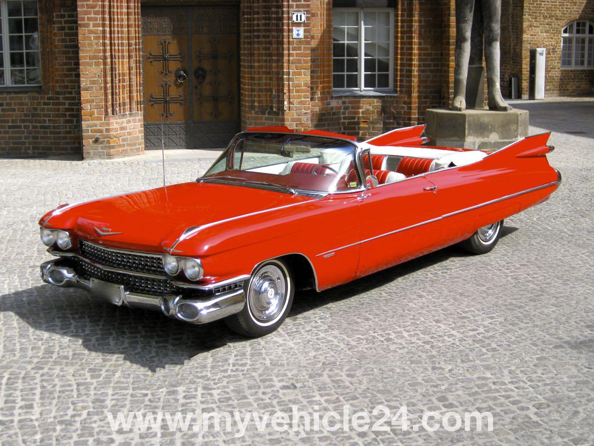 Cadillac Deville Convertible Cabrio Classic Cars