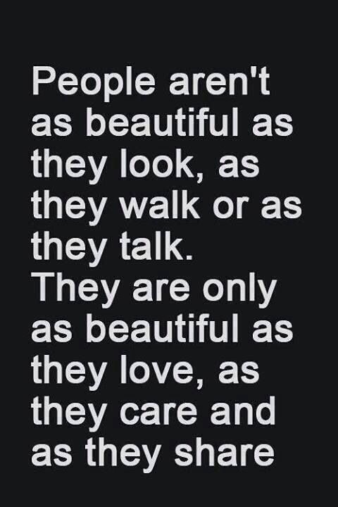 Quotes About Looks Not Being Everything Inspiring Quotes