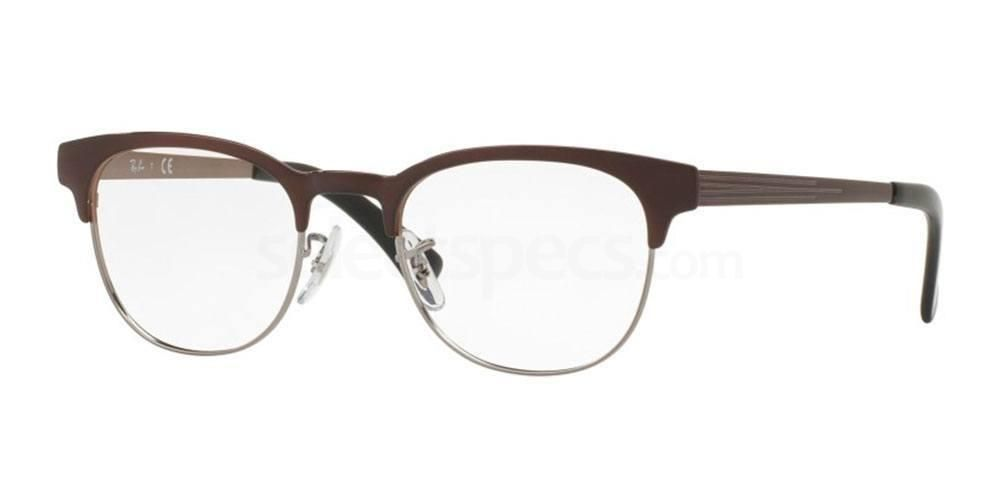 d832894f2df1 Ray-Ban RX6317 glasses. Free lenses
