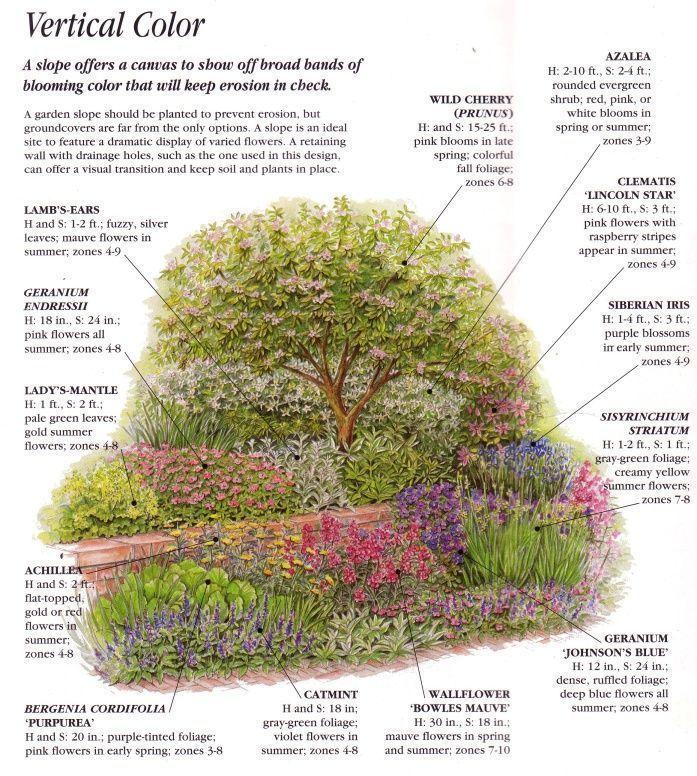Simple Terrace Garden: 9 Rewarding Simple Ideas: Terraced Patio Garden Ideas