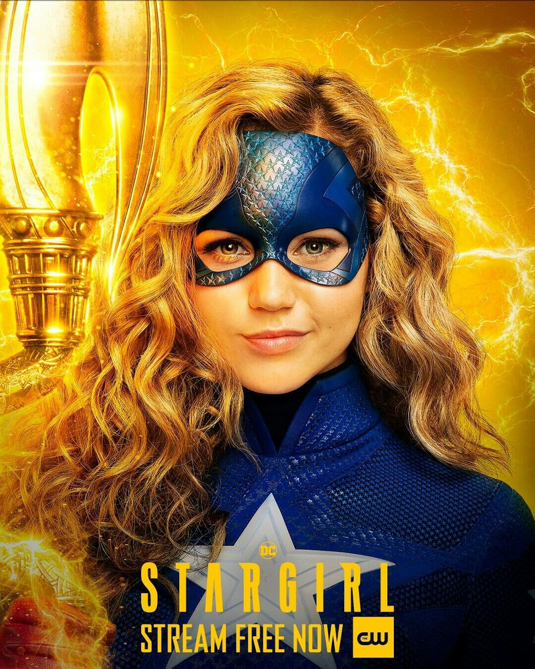 Stargirl on Twitter: Its her time to shine. Stargirl is