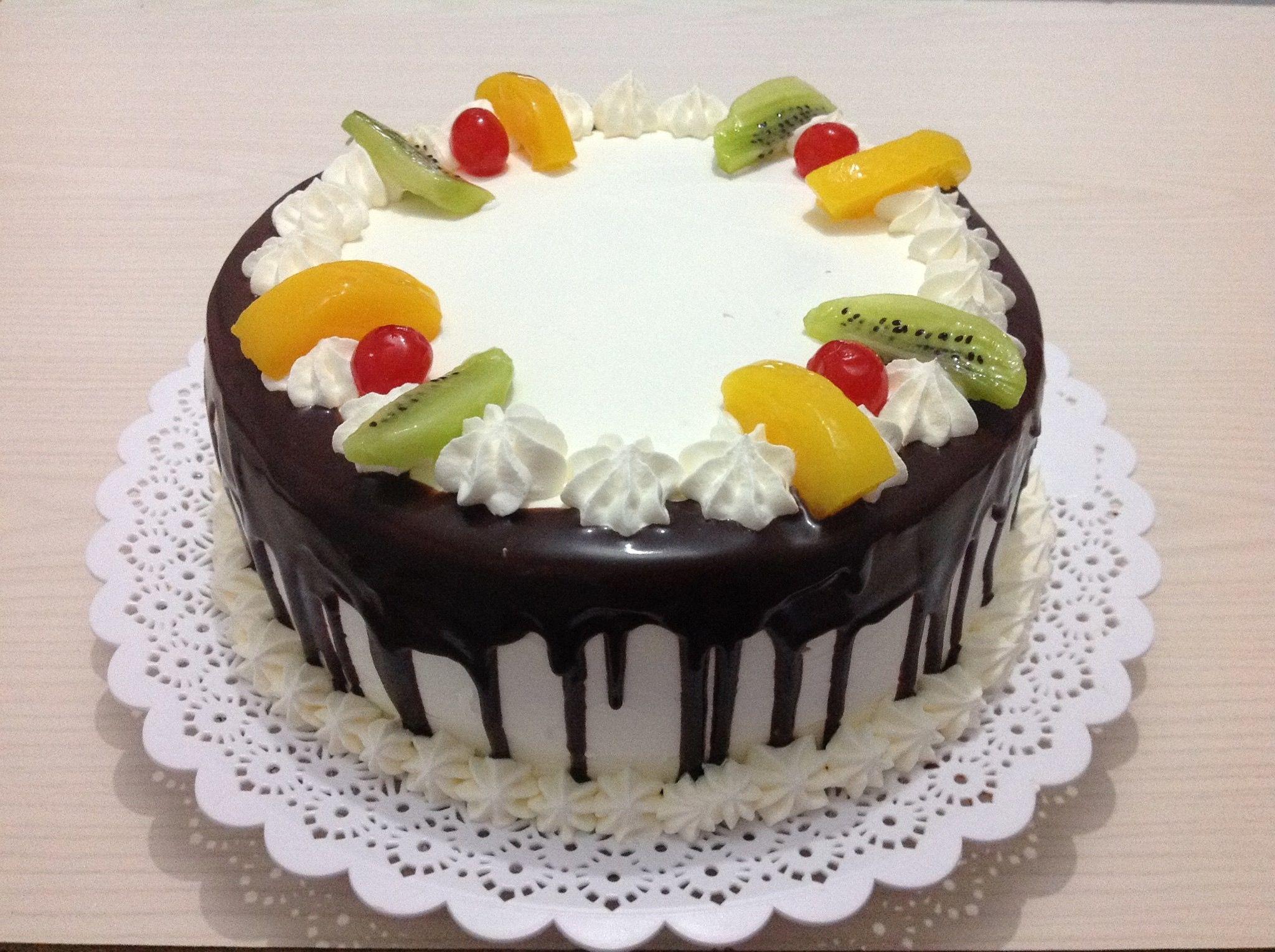 Happy Bath Day Cake