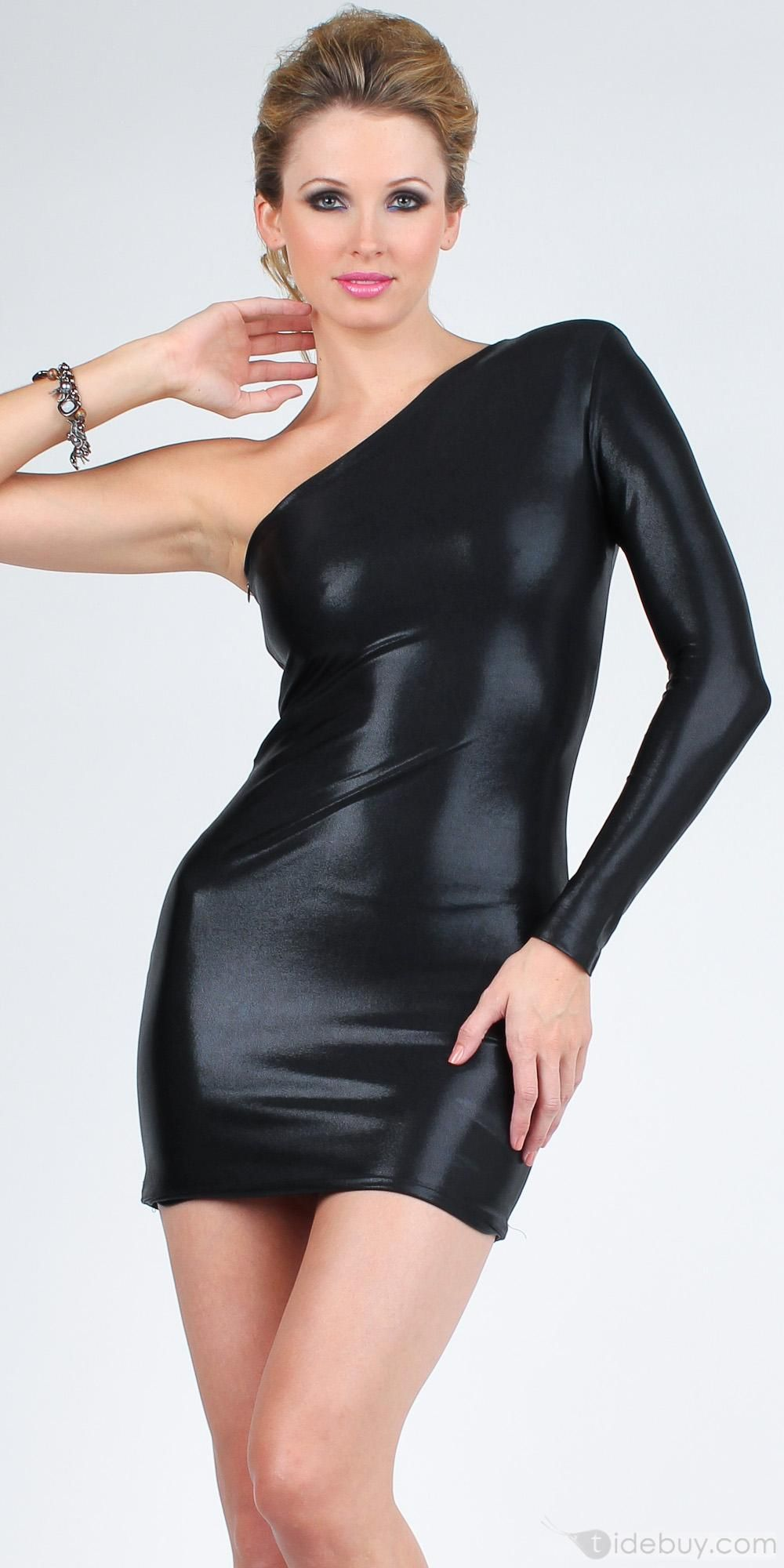 Spandex Cocktail Dress