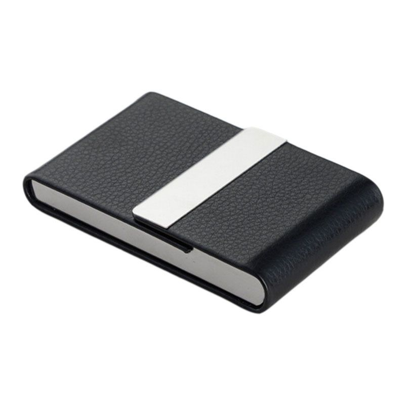 Large capacity 30 business card holder fashion brand credit card ...
