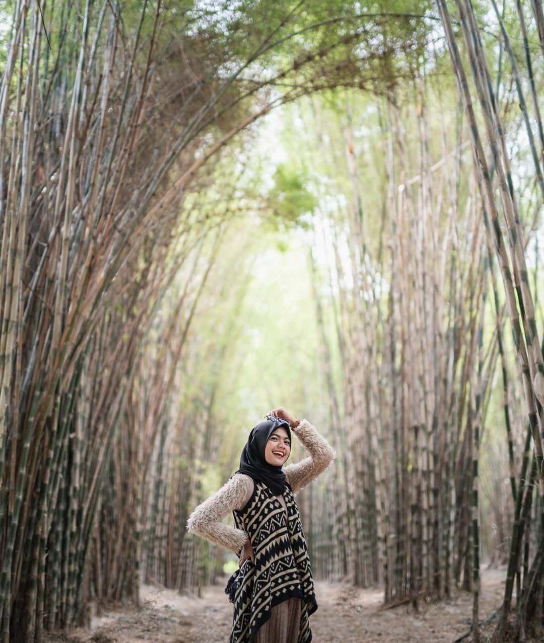 Hutan Bambu Keputih Wisata Hijau Dan Sejuk Di Dalam Kota Surabaya Kota Hijau Surabaya