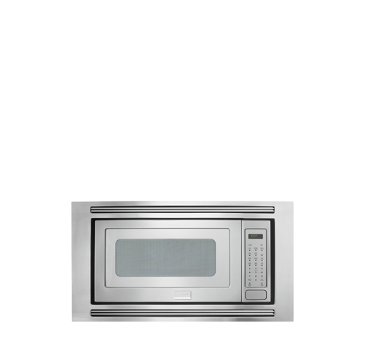 Frigidaire Professional 2 0 Cu Ft Built In Microwave Fpmo209kf Stainless Steelbuilt