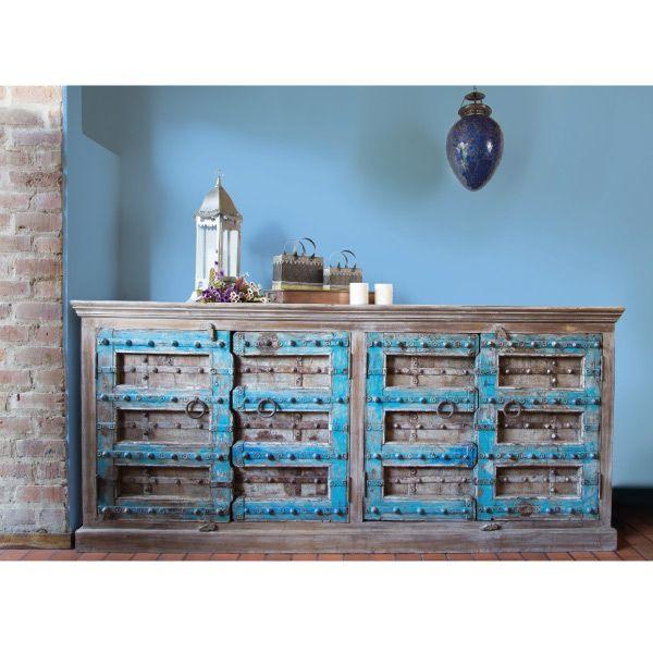 Bife de India by Sarria Home. Mobiliario en madera. Bife antiguo ...