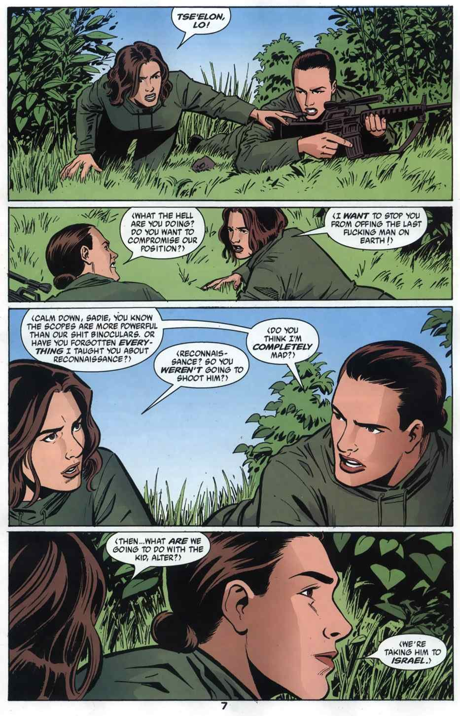 Read Comics Online Free - Y The Last Man - Chapter 013 - Page 8