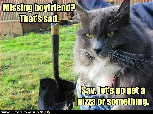 Missing boyfriend?