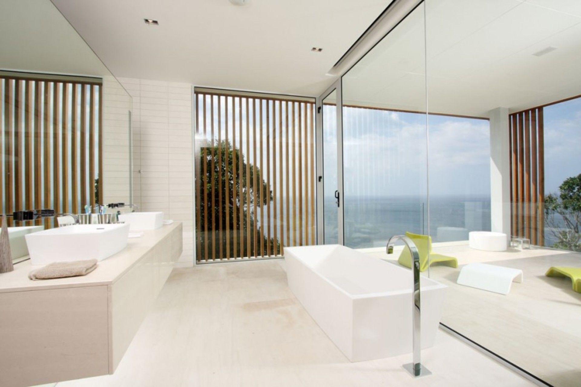 g banera muy blanco | Diseño de baños modernos, Diseño de ...