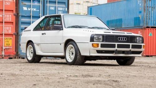 Audi Sport Quattro S1 (1985)