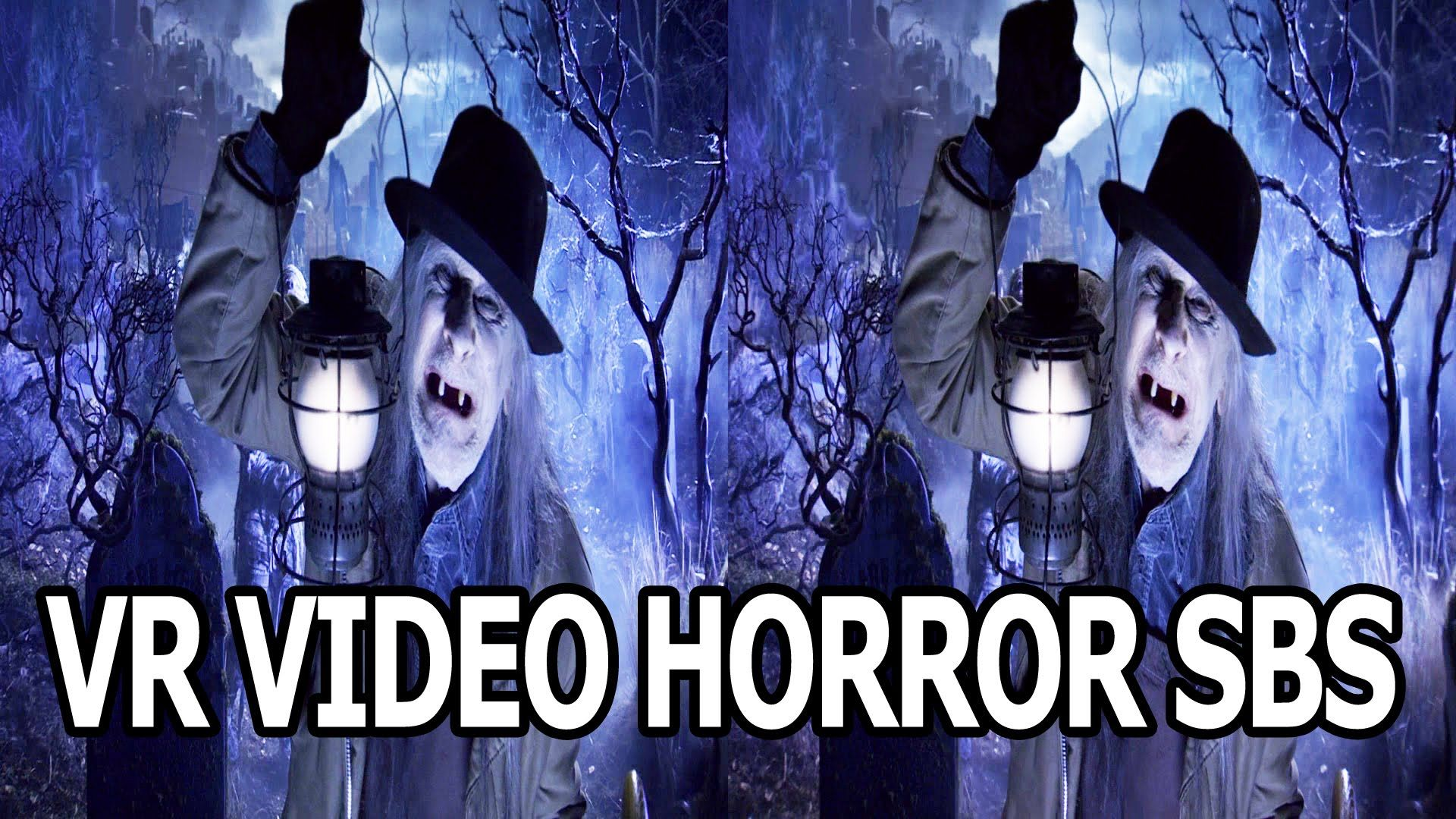 Vr Video Horror 3d Sbs 1080p Virtual Reality Video