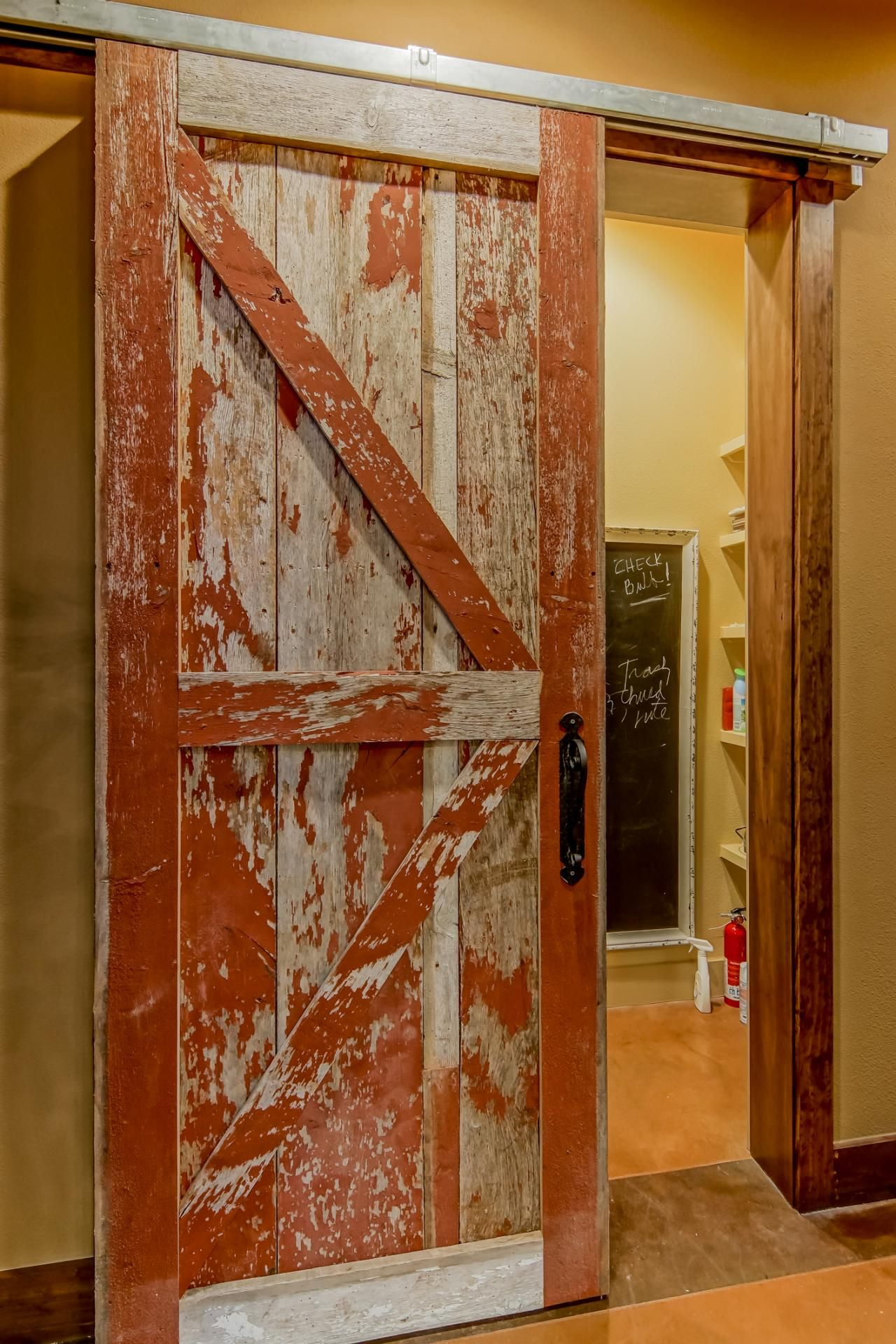 Sliding Barn Door Designs: Rustic Closet, Closet Designs