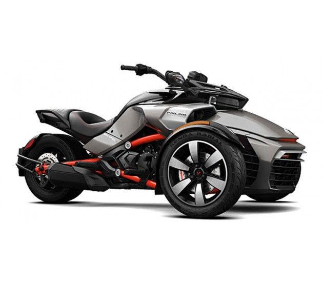Sell 2016 Can-Am Spyder F3-S Price: $7,401.00 $5,181.00