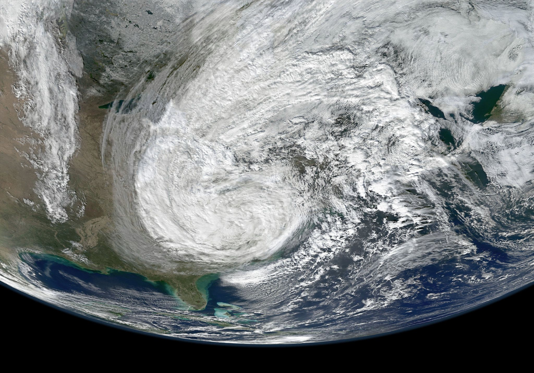 Opinion Gorgeous Glimpses Of Calamity Climates Hurricane Sandy Science Festival