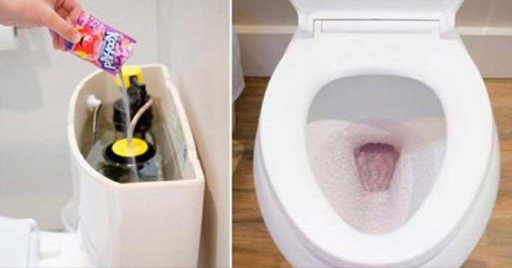 C mo no lo supe antes estos diez trucos para limpiar el ba o te cambian la vida salud - Productos para limpiar el bano ...