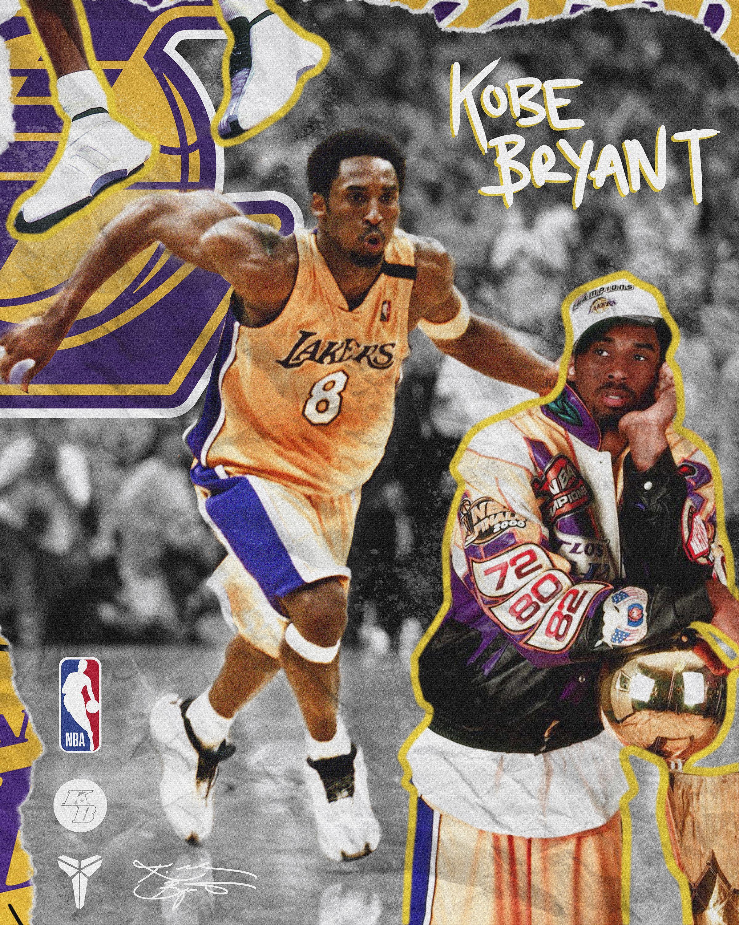 Kobe Bryant X Mambaforever 2020 Nba Los Angeles Lakers Playoffs In 2020 Los Angeles Lakers Lakers Nba
