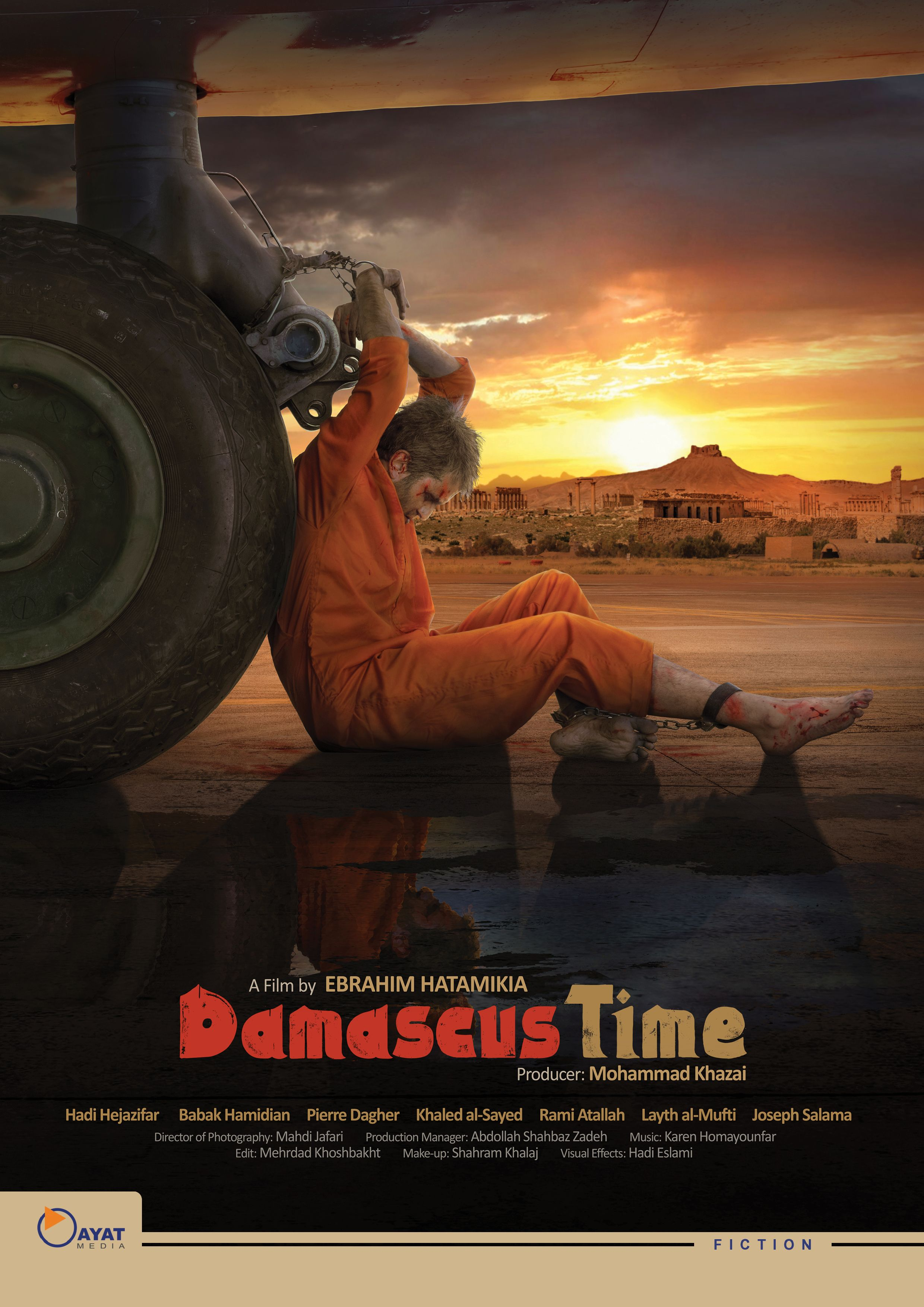 Watch Damascus Time Full-Movie Streaming