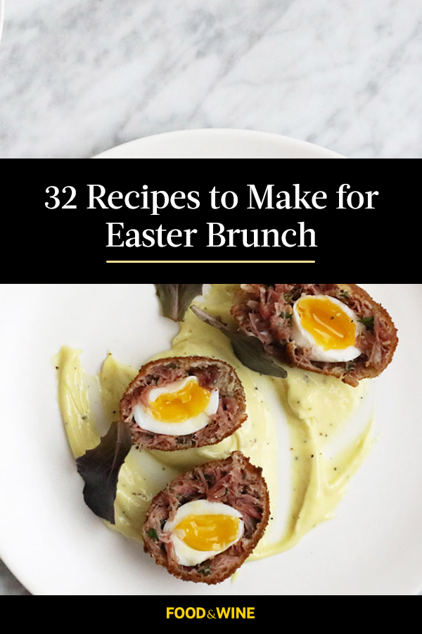 Photo of If you're opting for an Easter Brunch this year instead of a huge dinner, cons…