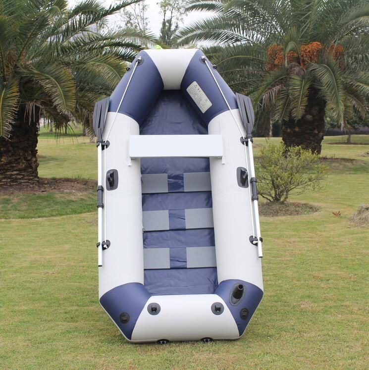 Tadpoles thick rubber dinghy inflatable boat motor fishing boat hard