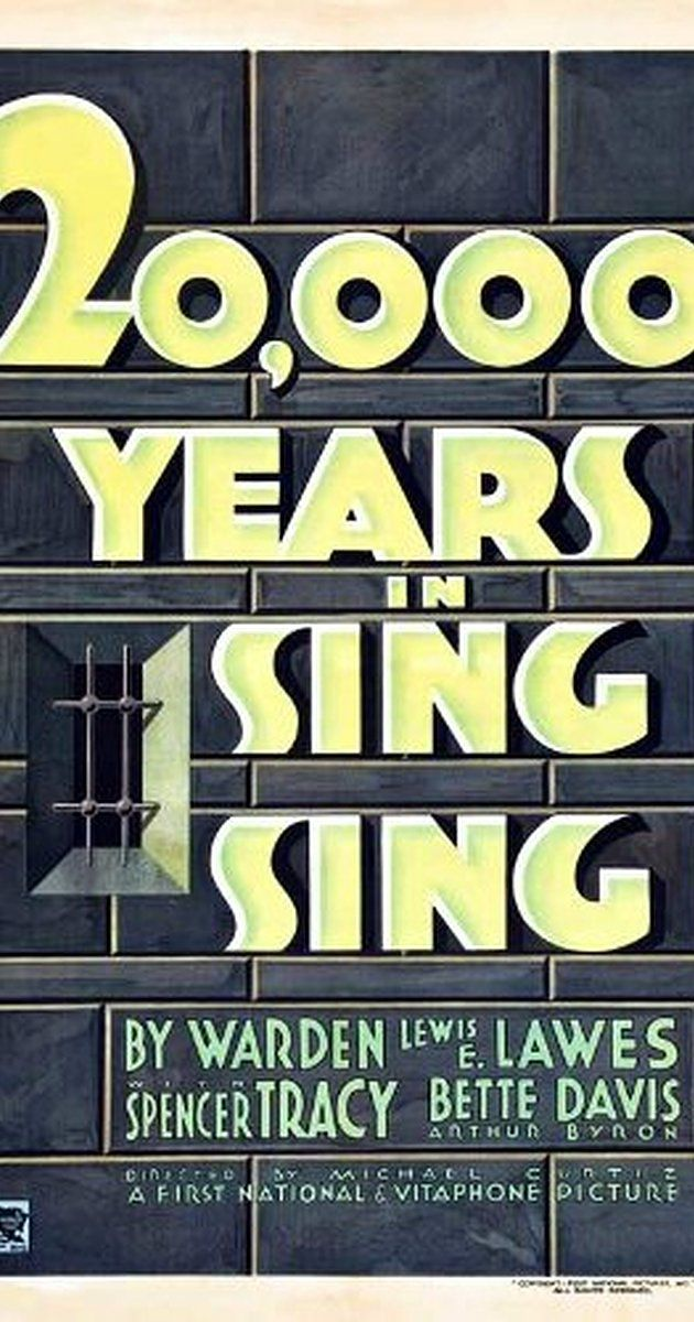 Watch 20,000 Years in Sing Sing Full-Movie Streaming