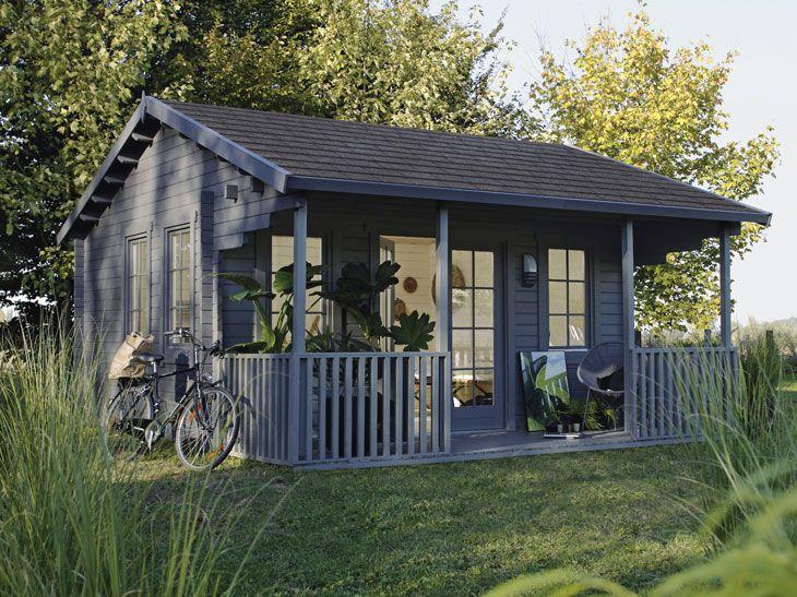 Des abris faciles vivre leroy merlin http www m - Chalet de jardin leroy merlin ...
