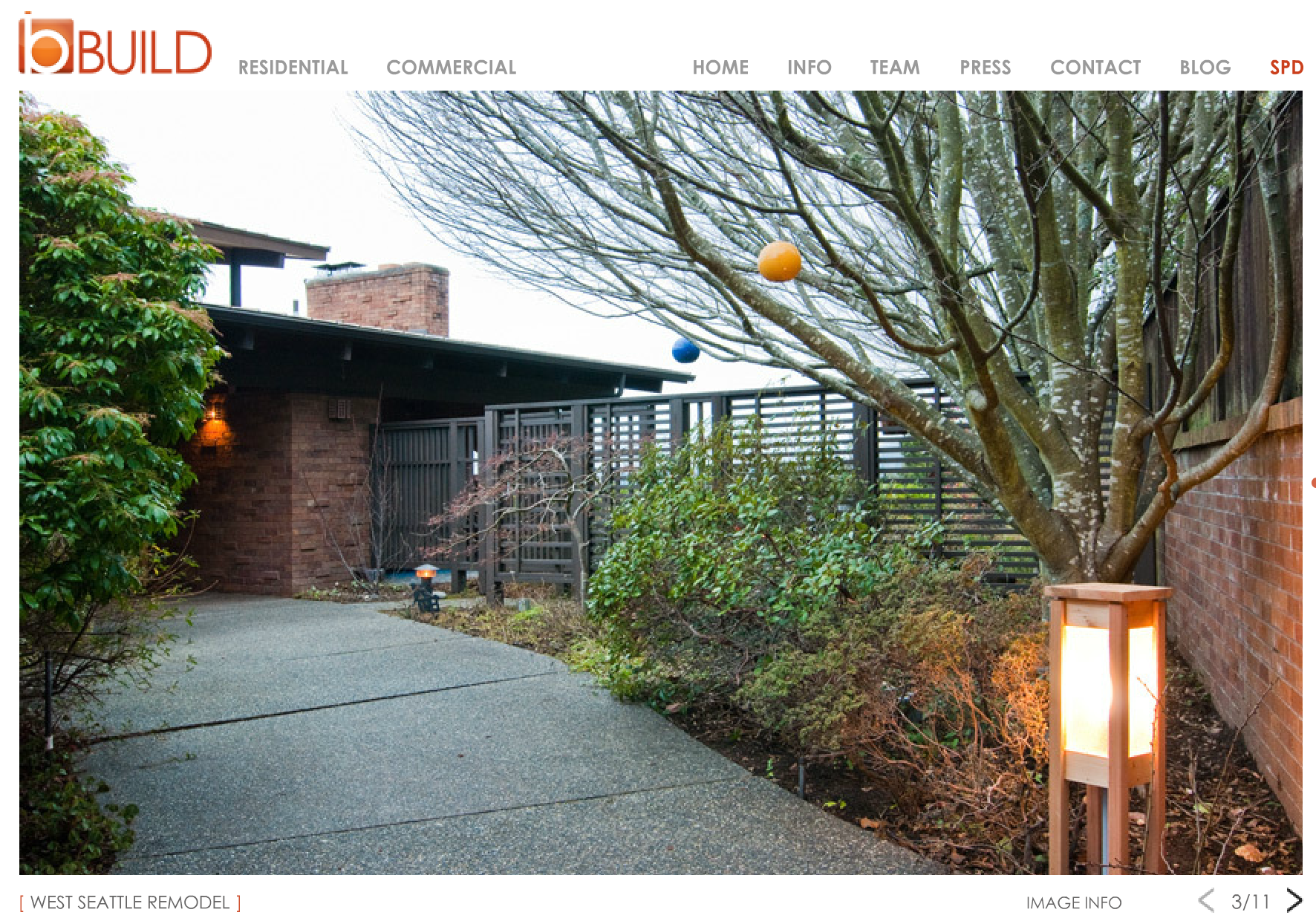 Fence Idea For Mcm Outdoor Post Lights Modern Porch Mid Century Exterior