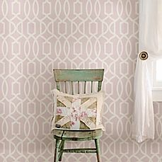 Wallpapers & Wall Decals - Vinyl Wall Decals, Blue Wallpapers - Wallpaper - BedBathandBeyond.com