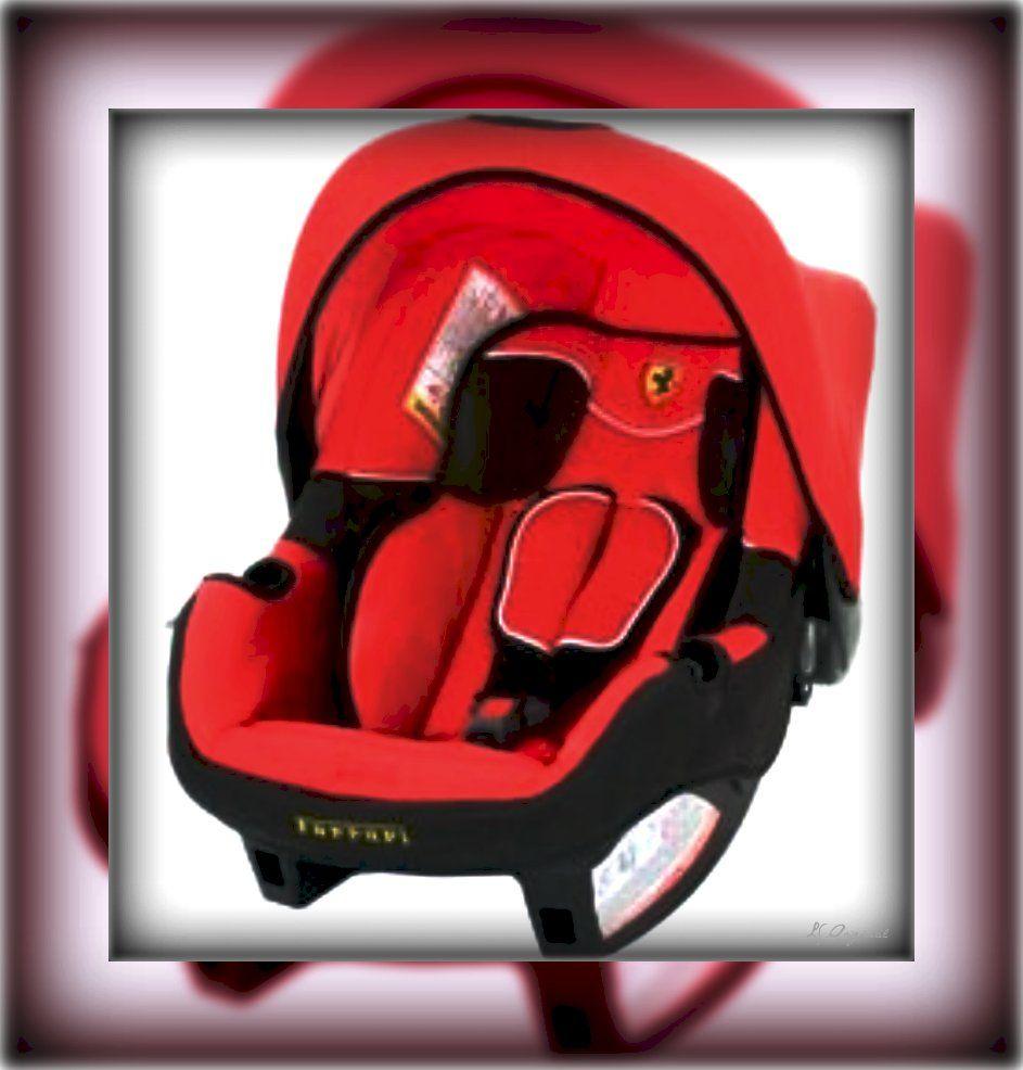 Tj S Ferrari Baby Carrier Baby On Board