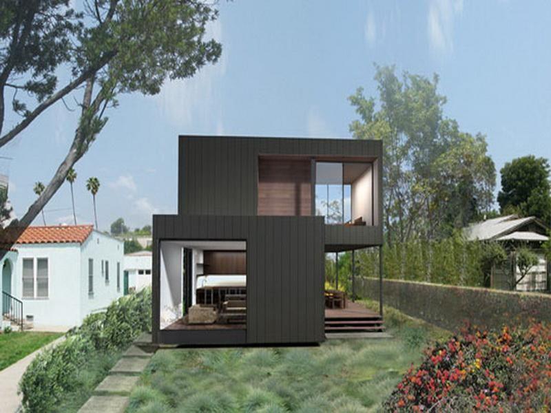 Great Dwell Prefab Homes Design Ideas House Design Luxury House Designs Skyline Homes