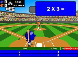 free online baseball mathematics game