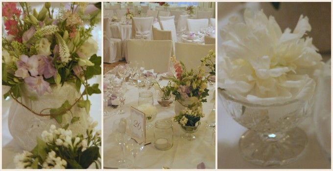 shabby chic wedding decorations | ... wedding flowers wedding bouquets and Shabby Chic styled theme weddings
