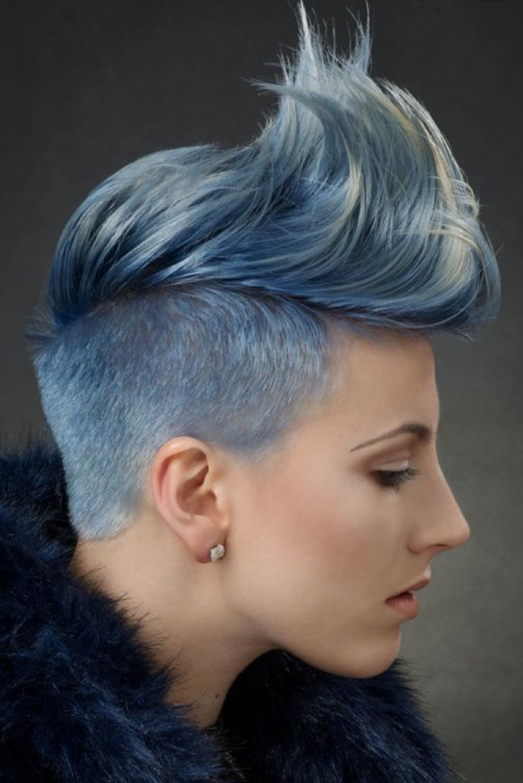 Pin by michela vespertilia on pixie hair cut pinterest hair