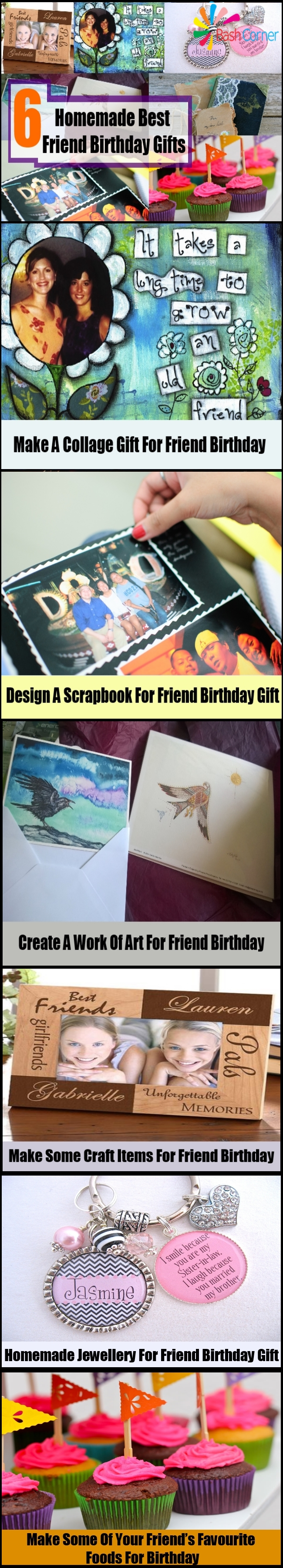 Friend Birthday Gifts