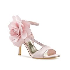 on sale for $30 comes in pink black gray white mint red ivory yellow lavender Lulu Townsend Antoinette Sandal