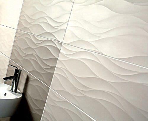 Durastone 3d Bloom Tile Bathroom Porcelain Tile Bathroom Wall Tiles