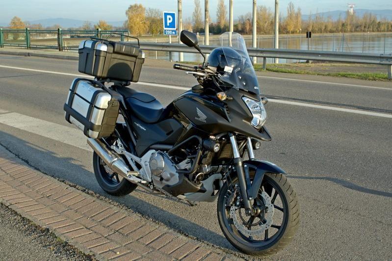 Image Result For Nc700x Givi Trekker Fun Motorcycle Motorbikes