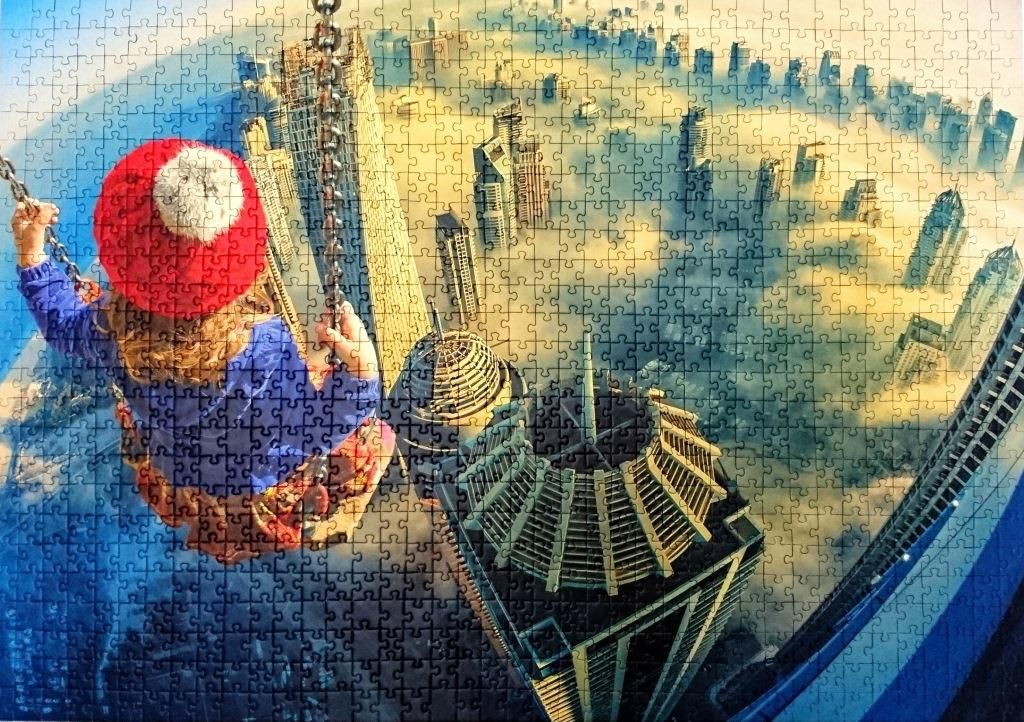 Puzzle 201836 Trefl Great Dreams cronicaspuzzleras