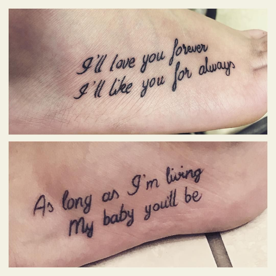 70 Sweet Matching Mother Daughter Tattoo Ideas Meaning Check