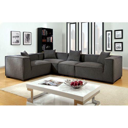 Found It At Wayfair Estella Sectional Modular Sectional Sofa